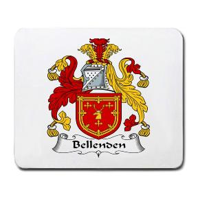 Bellenden Coat of Arms Mouse Pad