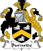 Burnside Family Crest / Burnside Coat of Arms JPG Download