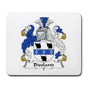 Bissland Coat of Arms Mouse Pad