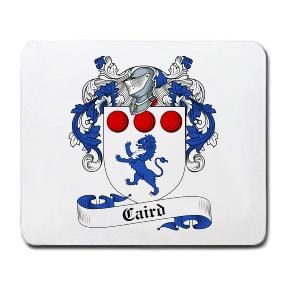 Caird Coat of Arms Mouse Pad