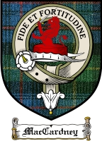 Maccardney Clan Macintosh Clan Badge / Tartan FREE preview