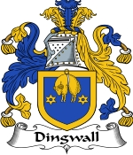 Dingwall Family Crest / Dingwall Coat of Arms JPG Download