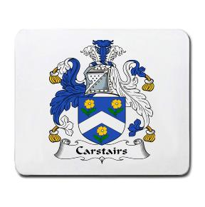 Carstairs Coat of Arms Mouse Pad