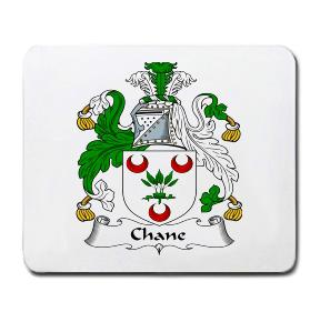 Chane Coat of Arms Mouse Pad