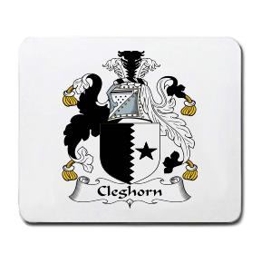 Cleghorn Coat of Arms Mouse Pad