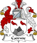 Cairnie Family Crest / Cairnie Coat of Arms JPG Download
