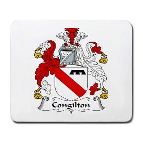 Congilton Coat of Arms Mouse Pad
