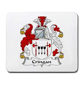 Cringan Coat of Arms Mouse Pad