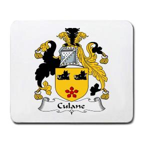 Culane Coat of Arms Mouse Pad
