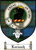 Larnach Clan Stewart Clan Badge / Tartan FREE preview