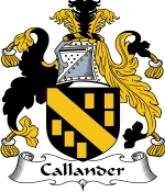 Callander Family Crest / Callander Coat of Arms JPG Download