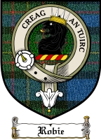 Robie Clan Badge / Tartan FREE preview