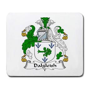 Dalgleish Coat of Arms Mouse Pad