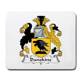 Danskine Coat of Arms Mouse Pad