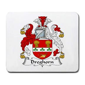 Dreghorn Coat of Arms Mouse Pad