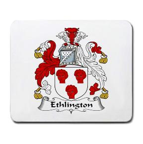 Ethlington Coat of Arms Mouse Pad