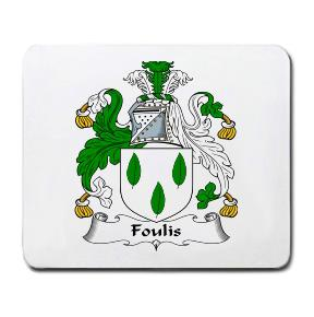 Foulis Coat of Arms Mouse Pad