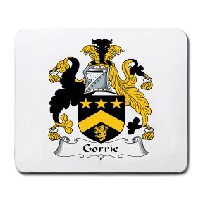 Gorrie Coat of Arms Mouse Pad