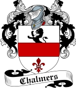 Chalmers Family Crest / Chalmers Coat of Arms JPG Download