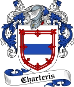 Charteris Family Crest / Charteris Coat of Arms JPG Download