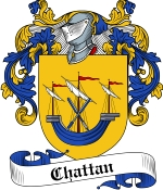 Chattan Family Crest / Chattan Coat of Arms JPG Download