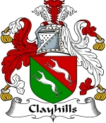 Clayhills Family Crest / Clayhills Coat of Arms JPG Download