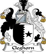 Cleghorn Family Crest / Cleghorn Coat of Arms JPG Download