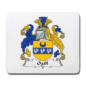 Ogill Coat of Arms Mouse Pad