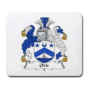 Ord Coat of Arms Mouse Pad