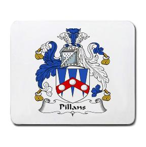 Pillans Coat of Arms Mouse Pad
