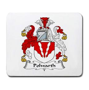Polwarth Coat of Arms Mouse Pad