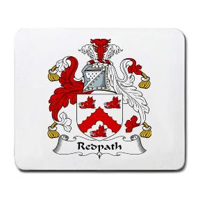 Redpath Coat of Arms Mouse Pad