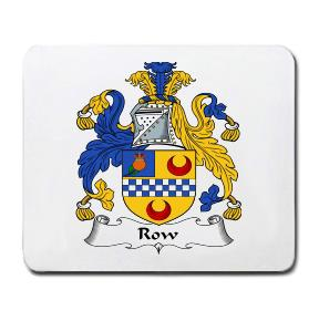 Row Coat of Arms Mouse Pad