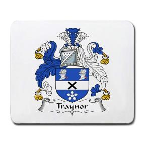 Traynor Coat of Arms Mouse Pad