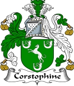 Corstophine Family Crest / Corstophine Coat of Arms JPG Download