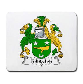 Tullidelph Coat of Arms Mouse Pad