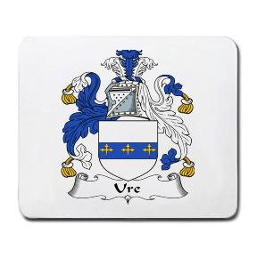 Ure Coat of Arms Mouse Pad