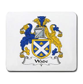 Wade Coat of Arms Mouse Pad