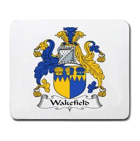 Wakefield Coat of Arms Mouse Pad