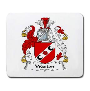 Waston Coat of Arms Mouse Pad
