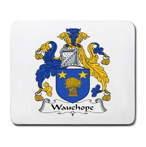 Wauchope Coat of Arms Mouse Pad