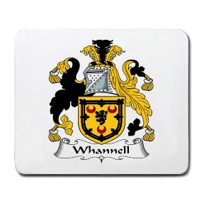 Whannell Coat of Arms Mouse Pad