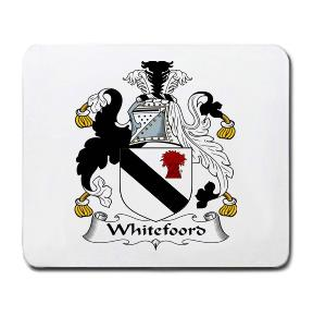Whitefoord Coat of Arms Mouse Pad