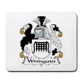 Windygates Coat of Arms Mouse Pad