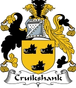 Cruikshank Family Crest / Cruikshank Coat of Arms JPG Download