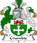 Crumbie Family Crest / Crumbie Coat of Arms JPG Download