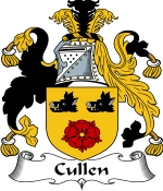 Cullen Family Crest / Cullen Coat of Arms JPG Download