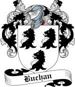 Buchan Family Crest / Buchan Coat of Arms JPG Download