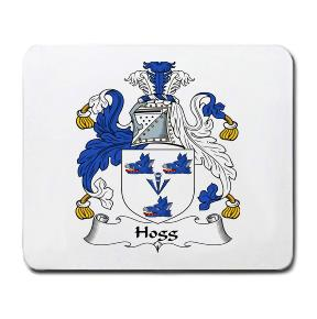 Hogg Coat of Arms Mouse Pad