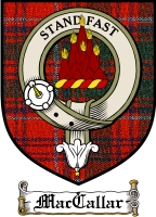 Maccallar Clan Badge / Tartan FREE preview